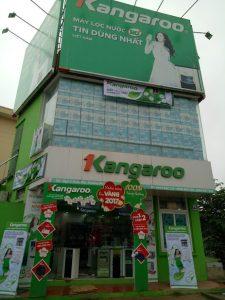 Kangaroo shop tại Ngã 4 Xuân Mai, Hà nội