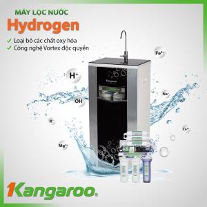 Những lợi ích khi dùng máy lọc nước Kangaroo Hydrogen