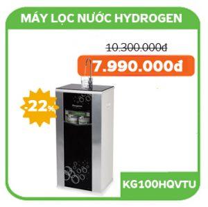 5 Lý do nên chọn máy lọc nước Kangaroo Hydrogen KG100HQ