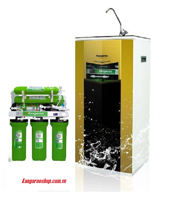 máy lọc nước Kangaroo KG110 tủ vertu