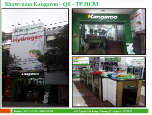 Kangaroo Shop Số 411 – Nguyễn Văn Luông – P12 – Q6