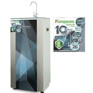 Máy lọc nước Kangaroo Hydrogen thế hệ mới 10 câp lọc  KG100HG VTU